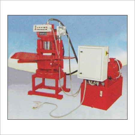 Hydraulic Angle Noching Machine