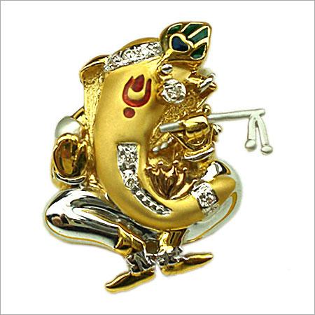 gold god pendant in mumbai maharashtra india s zaveri