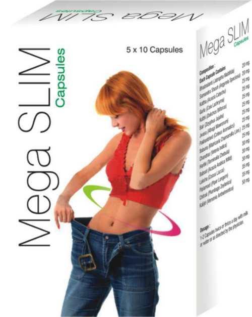 Mega Slim Capsules