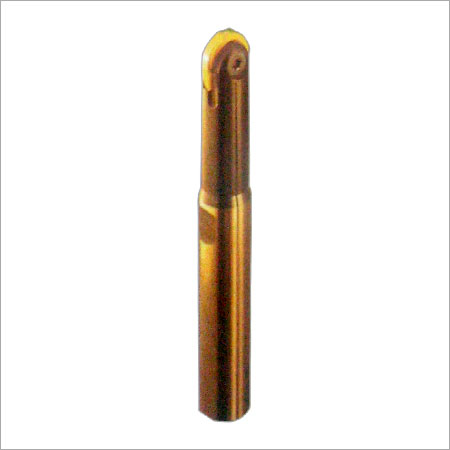 CARBIDE INSERTED BALL NOSE CUTTER