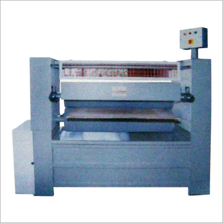 HEEL BOARD PASTING MACHINE