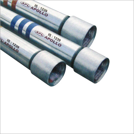 GALVANIZED TUBES