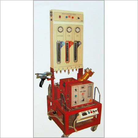 Manual Hvof Spray System