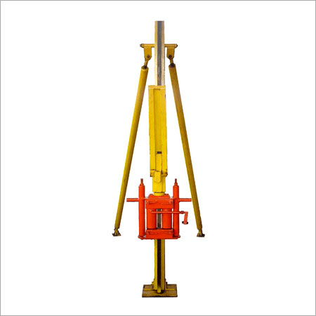 Hydraulic Tank Jacking Equipment