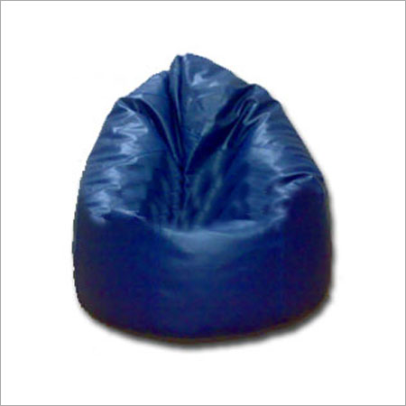 description specification of blue bean bag blue color bean bag