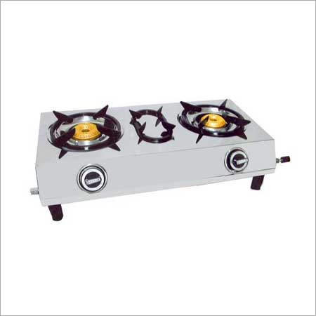 Double Burner Supreme Gas Stove