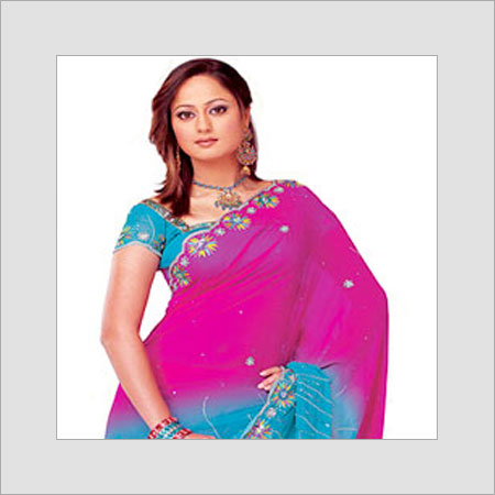 Cut Work Sarees
