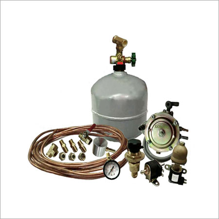 Motorcycle Gas Conversion Set
