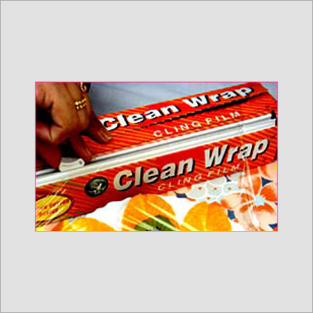Clean Wrap Cling Film