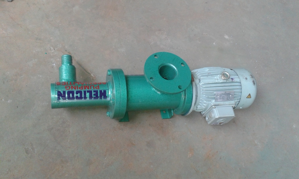 Helicon Triple Action Macerator Pump