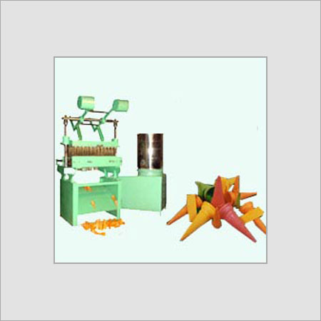 Ice-Cream Cone Making Machine