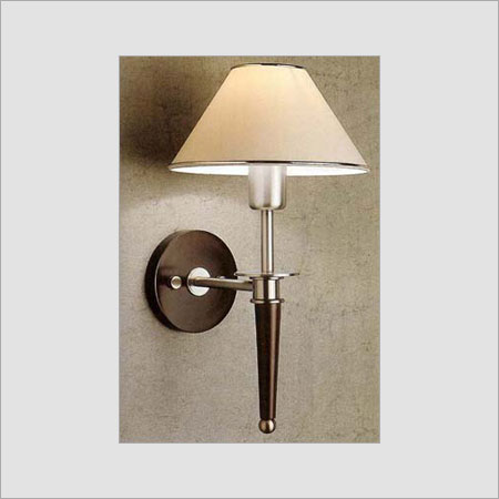 Wall Mounted Electric Lights : Wall Mounted Decorative Light In Mumbai, Maharashtra, India - Bombay Electrical Projects & Supplies