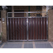 Steel Main Gate likewise Stainless Steel Window Grills also Indoor U Shape Glass Railing Staircase 1911194452 additionally EP 330 Genesis Gas Grill Special Edition Smoke 6535301 LP Modern Outdoor Products additionally Ventanas. on stainless steel window grills design