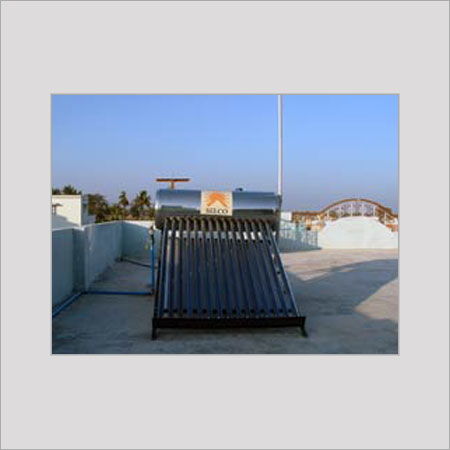 HEAVY DUTY SOLAR WATER HEATER