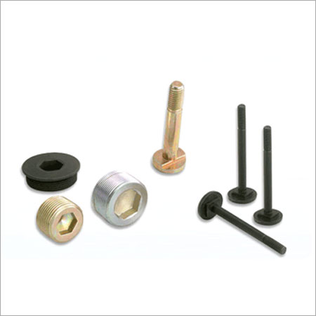 STEERING ASSEMBLY FASTENERS & NUTS