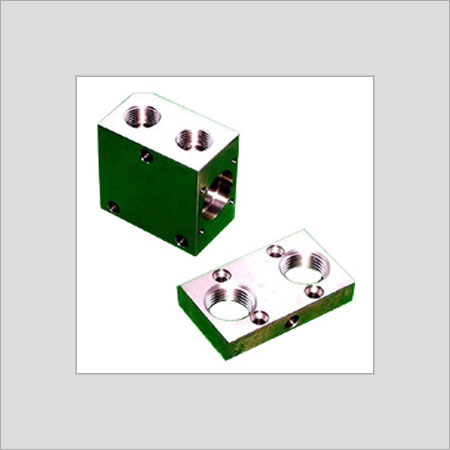 Pneumatic Components - Aluminium Valve Body