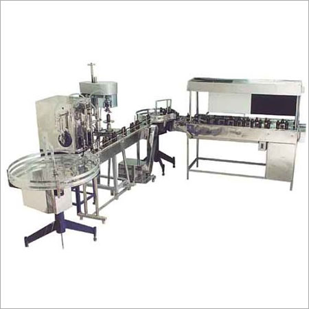 Automatic Multi Head Liquid Filling Machine