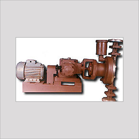 Metering Diaphragm Pumps