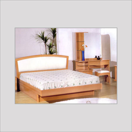 Wooden Bed In Ahmedabad Gujarat India Jay Ambe Furniture