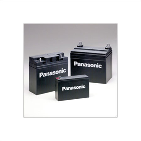 Panasonic Smf Vrla 12v 100/120 Ah Batteries