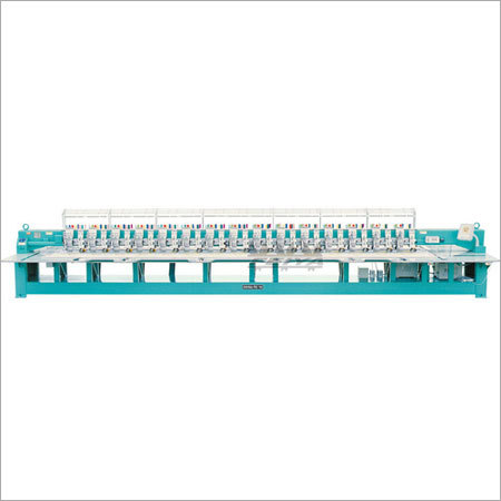 Flat Series Embroidery Machine