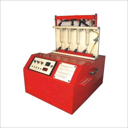 injector testing machine