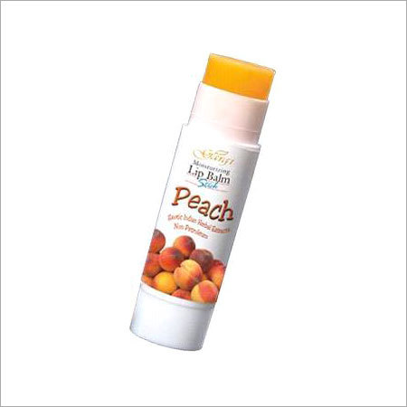 PEACH LIP BALM STICK