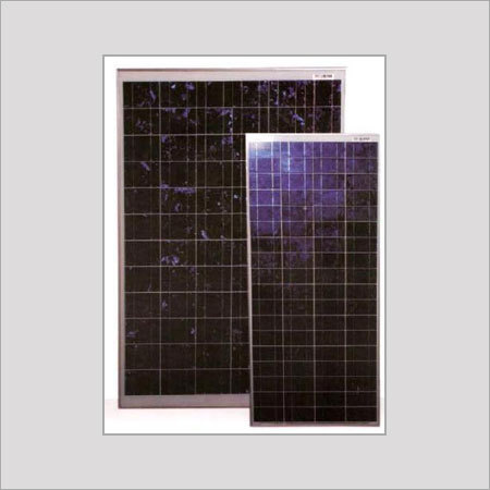 Photovoltaic Crystalline Modules