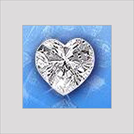 Heart Shape Cut Polished Diamond