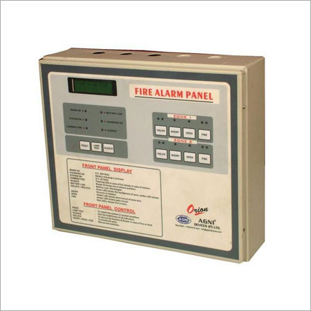 MICROPROCESSOR BASED FIRE ALARM PANEL