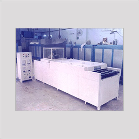 Glass Washing Conveyor