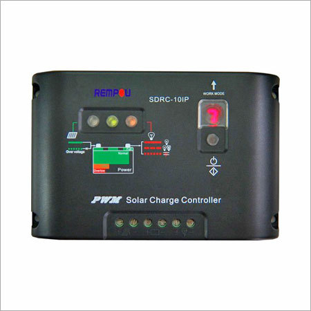 solar charge controller instructions