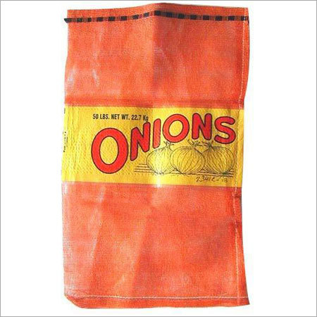 Leno Bags for Packing Vegetables