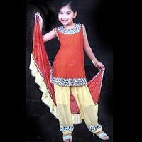 Kids Punjabi Salwar Suits