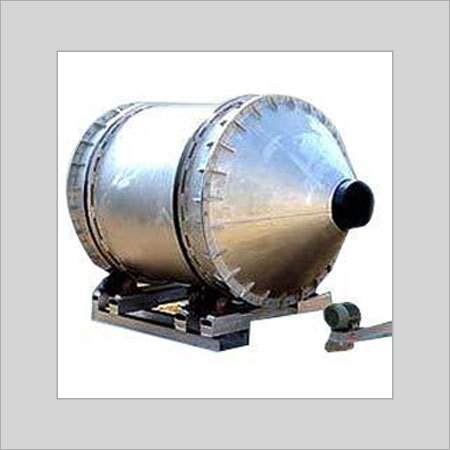 Rotary Aluminum Melting Furnace