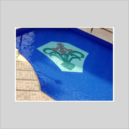 decorative swimming pool tile in new delhi delhi india