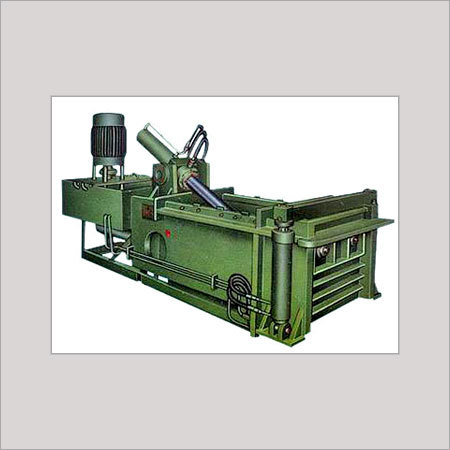 Scrap Bailing Machine