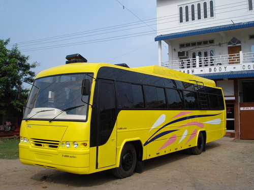 Travels Bus Travel Bus Body