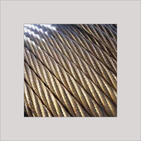 Galvanized Fishing Wire Ropes