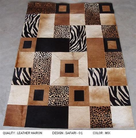 Leather Carpets India Leather Carpets