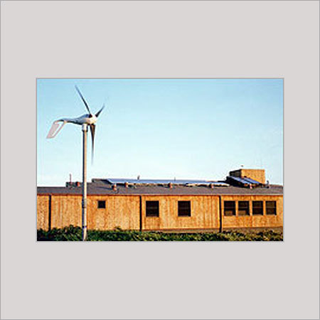 Wind-Solar Hybrid Power Plant
