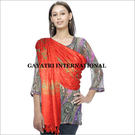 Viscose Printed Shawls
