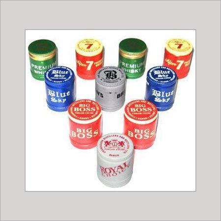 Description specification of liquor bottle caps