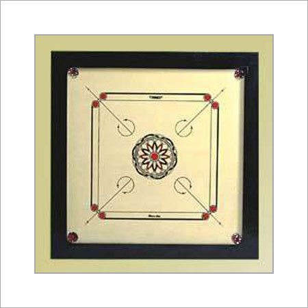 2 SIDED CARROM GAME BOARD (TOYS / GAMES) AT FOUND TREASURES