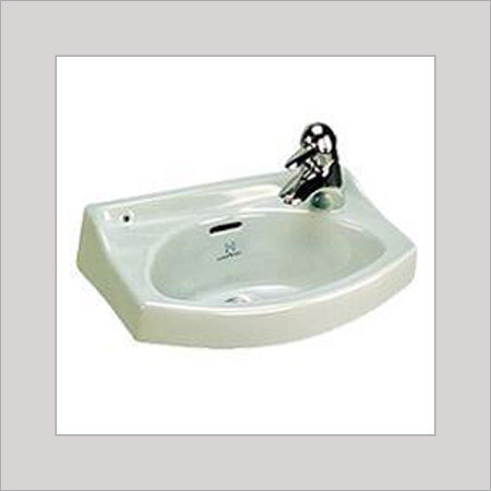 Wash Basin Wall Hung : WALL HUNG COMPACT WASH BASIN in Pune, Maharashtra, India - HINDUSTAN ...