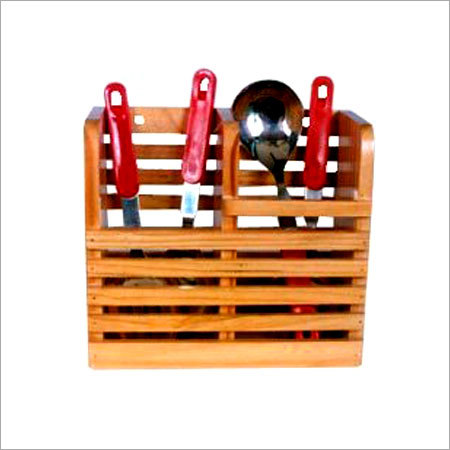 Wooden Cutlery Holders