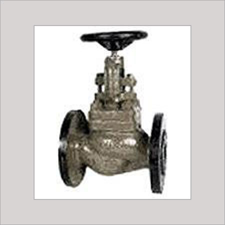 Cast Iron Globe Steam Stop Valves