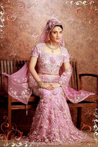 اجمل لباس هندي 834