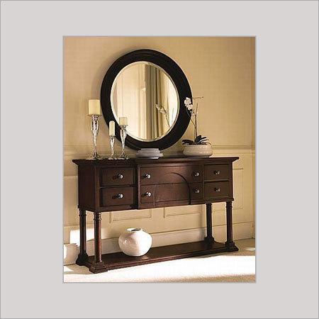 Wooden Furniture Design Dressing Table : WOODEN DESIGNER DRESSING TABLE in Panchkula, Haryana, India - Mega ...