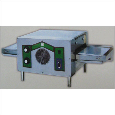 ELECTRICAL CONVEYOR PIZZA OVEN